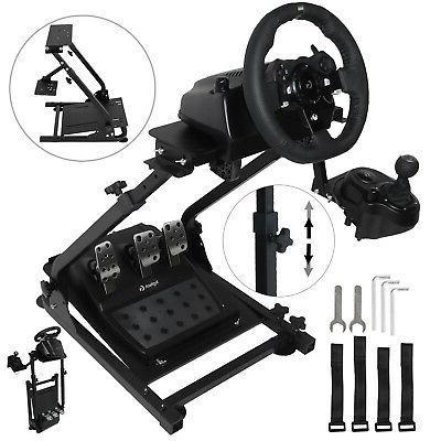 e01225f8cf2 Racing Simulator Steering Wheel Stand For Logitech G920 shif