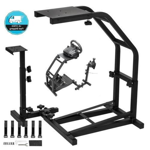 Racing Simulator Steering Wheel Stand Logitech G25 G27 G29 T