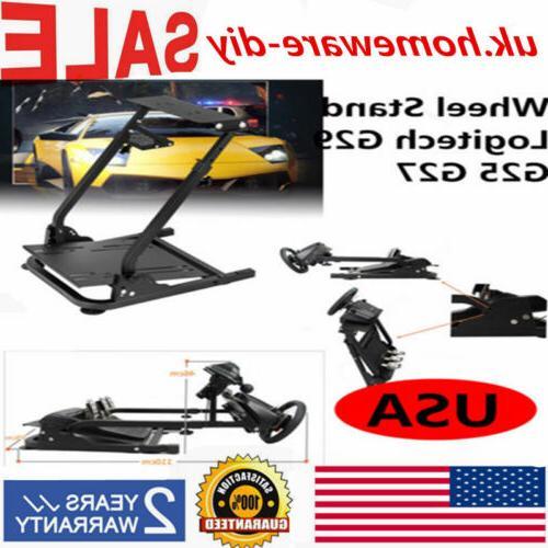 Racing Simulator Steering Wheel Stand Logitech G29 G25 G27 T