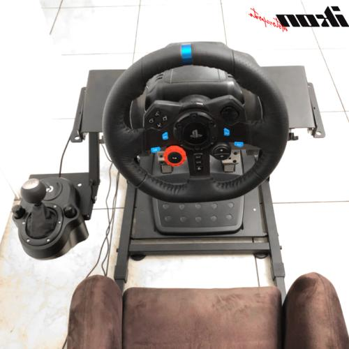 Racing Wheel Stand Compatible Thrustmaster Shifter