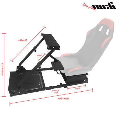 Racing Steering Wheel Stand Compatible with Logitech G29 Thr