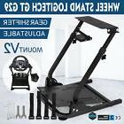 Racing Simulator Steering Wheel Stand Logitech G29 TX F458
