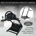 Racing Simulator Steering Wheel Stand for Logitech G25, G27,