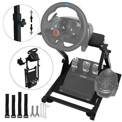 racing simulator steering wheel stand logitech g29