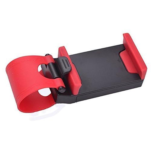 Rienar Mount Clip Hands Steering 5/5G/ PDA Cellphones