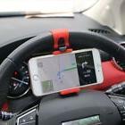 YeeSite Universal Car Steering Wheel Clip Mount Holder for i