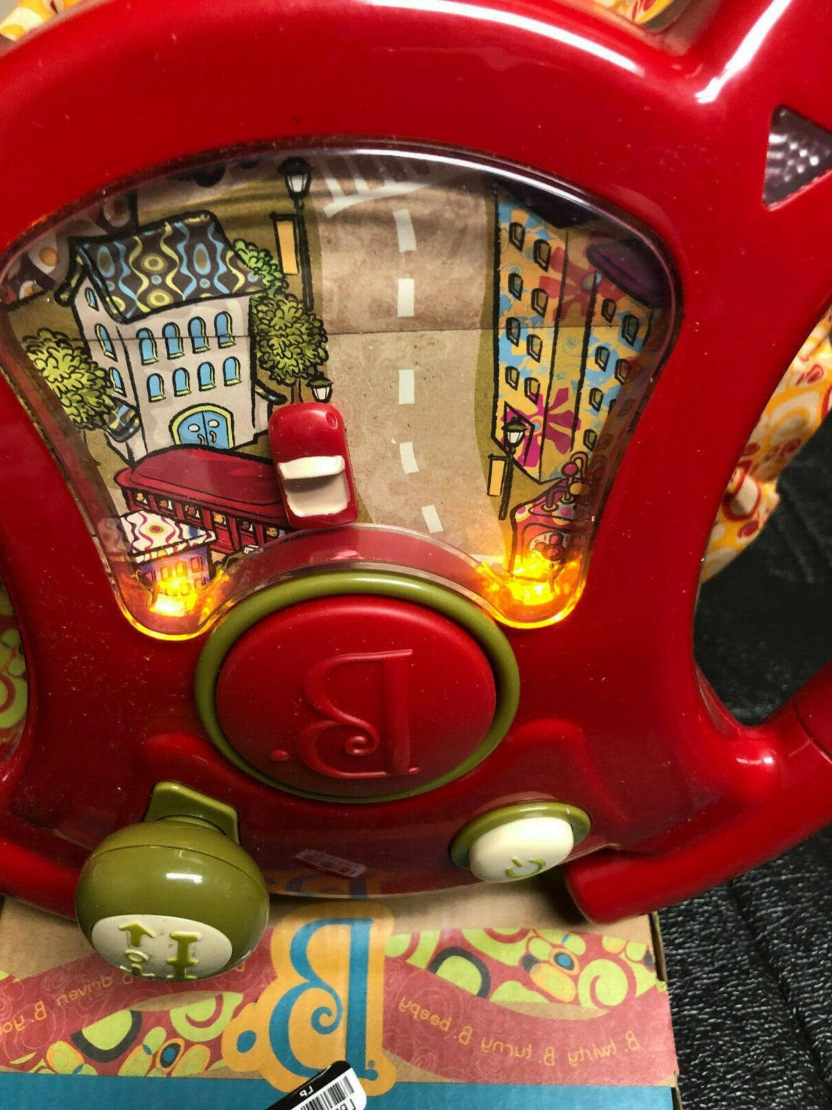 B. toys Wheel LED