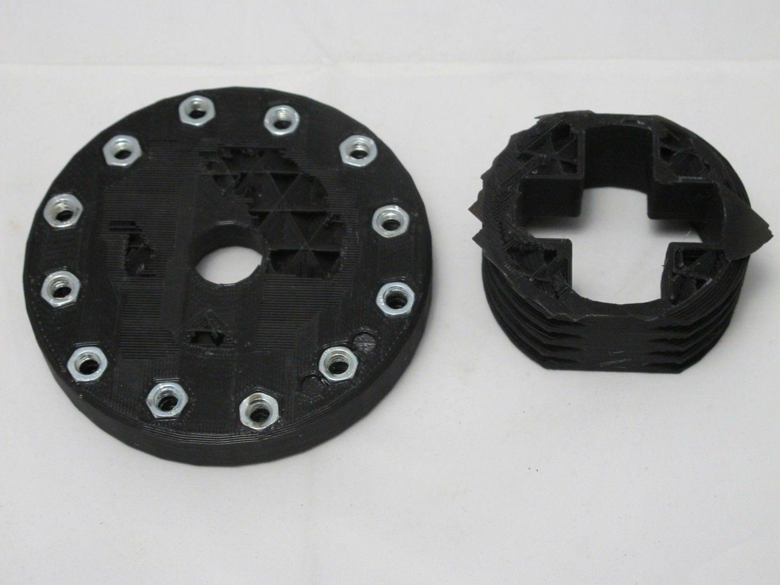BEST Aluminum Steering Wheel Adapter Thrustmaster T300 P310