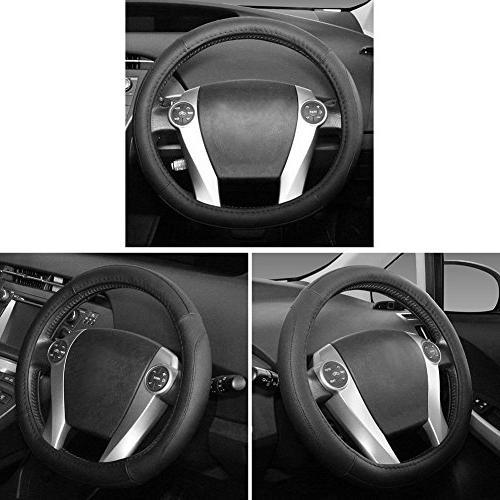 SEG Leather Steering for -