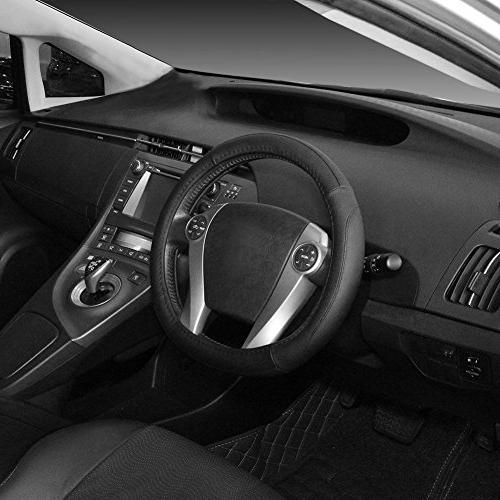 SEG Direct Microfiber Leather Steering for -