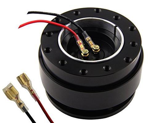 Leadrise Black Wheel Snap Kit Universal