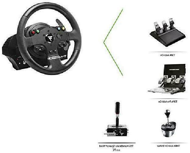 Brand Thrustmaster Tmx Force Wheel For Xbox And Windows