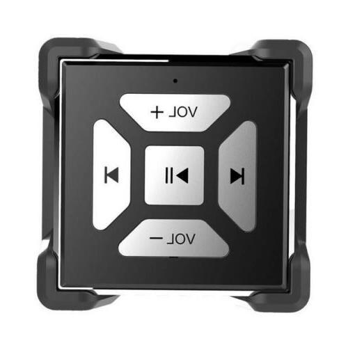 Car Bluetooth Media Remote Button Audio Music Steering Wheel