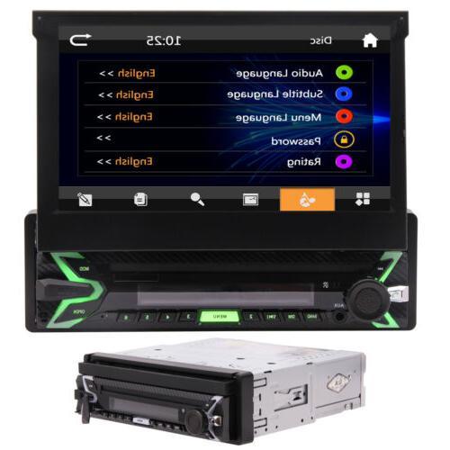 Car FM GPS Din Bluetooth MP3 Wheel