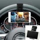 Car Mount Holster Clip On Steering Wheel Phone Holder For An