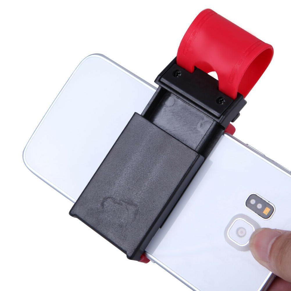 Car Wheel Holder Rubber Band iPhone Smart MP4 Phone GPS WF