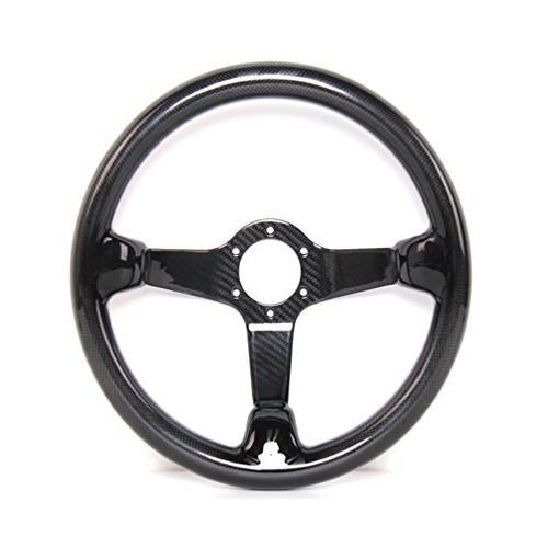 carbon fiber racing steering wheel 300mm diameter