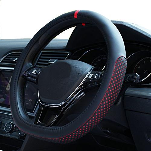 d cut steering wheel cover d shaped