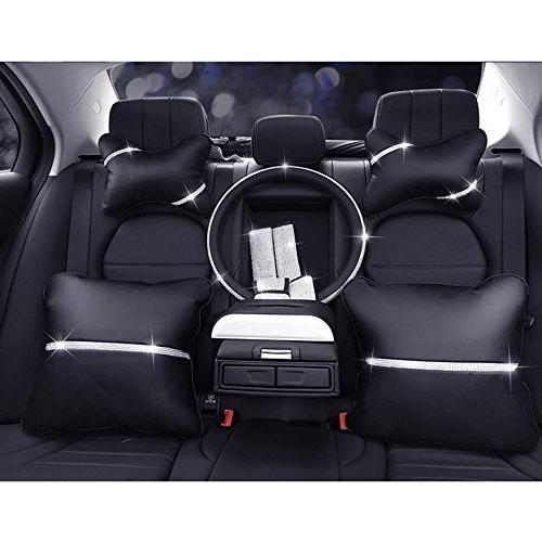 ESKONKE Steering Wheel Ms. Bling Matrix Universal 38cm