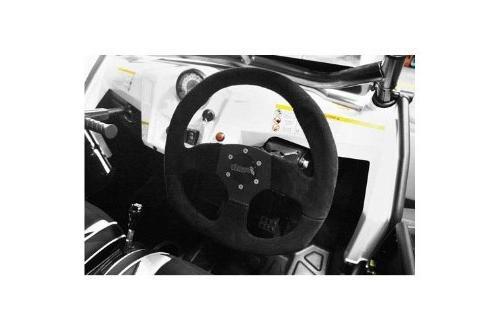 dragonfire 6 lug d shape race steering