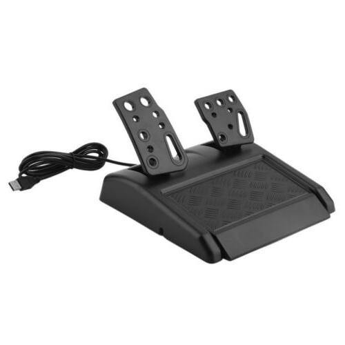 Gaming Steering Racing for PS2 PS3 PC