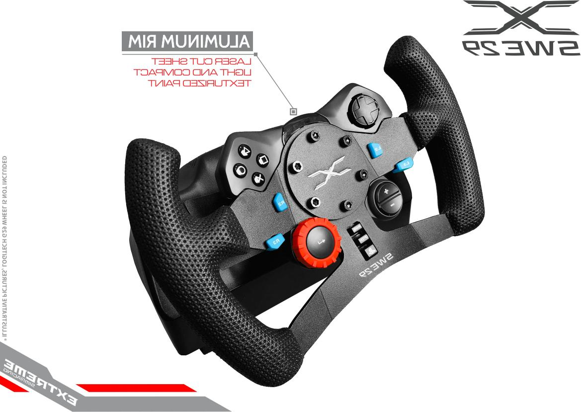 ESR GT Wheel Rim - Fits Logitech G29