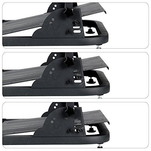CO-Z Foldable G29 Steering Wheel Stand for Logitech G27, G920 Shifters