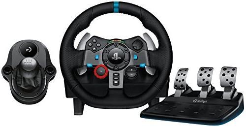Logitech G29 Race Wheel Logitech G Bundle for PS4
