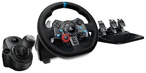 ab7b1cf4eb3 Logitech G29 Driving Force Race Wheel + Logitech