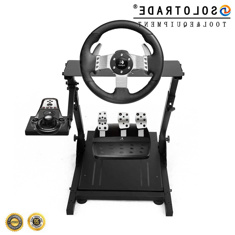 g29 racing simulator steering wheel stand logitech