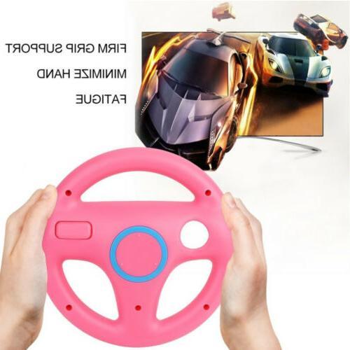 Racing Game Steering Wheel for Nintendo Wii Mario Kart Remot