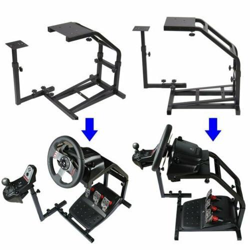 Gaming Simulator Wheel Stand for Logitech G25