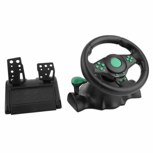 Gaming Steering XBOX PS3 PC USB ND