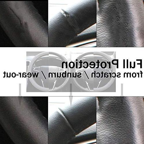 SEG Leather Auto Wheel inch