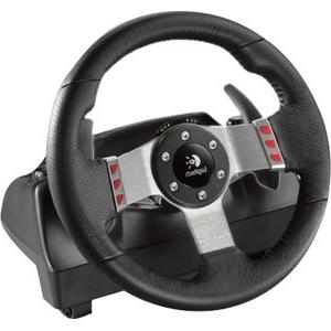 logitech g27 gaming steering wheel