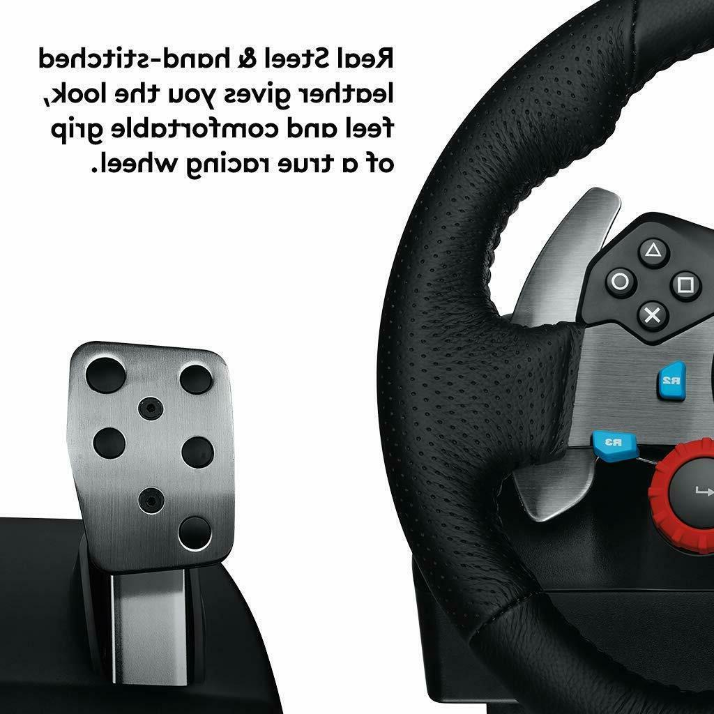 Logitech Driving Racing Wheel with Responsive