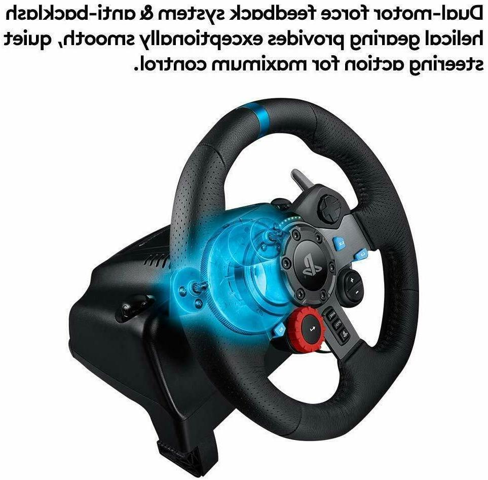 Logitech Feedback Driving with