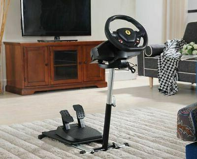 Mach 1.0 Gaming Steering Wheel Stand Sturdy and Stable For X