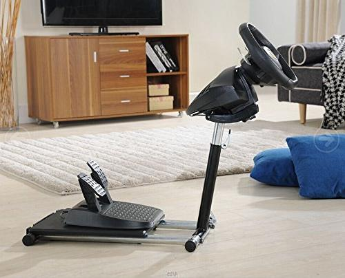 Mach 1.0 Gaming Wheel Stand One, PS4, and PC