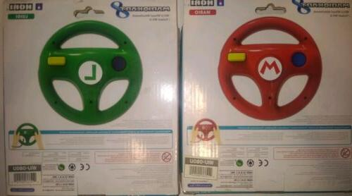 Hori Kart 8 Mario Steering Attachment