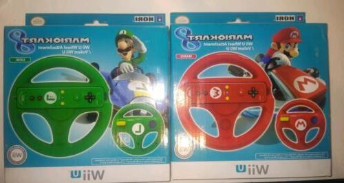 mario kart 8 mario luigi steering wheel