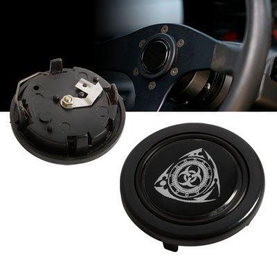 mazda rotary logo steering wheel horn button