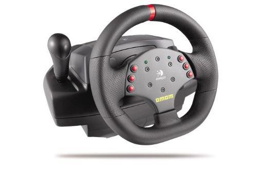 0a340fd4a46 Logitech MOMO Racing - Wheel and pedals set