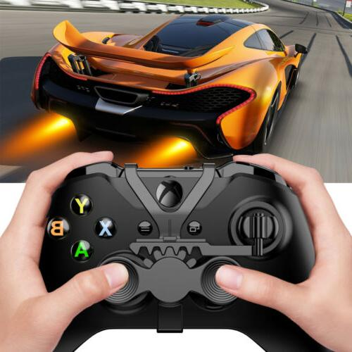 For Xbox One Controller Steering Wheel Add-on Replacement Ra