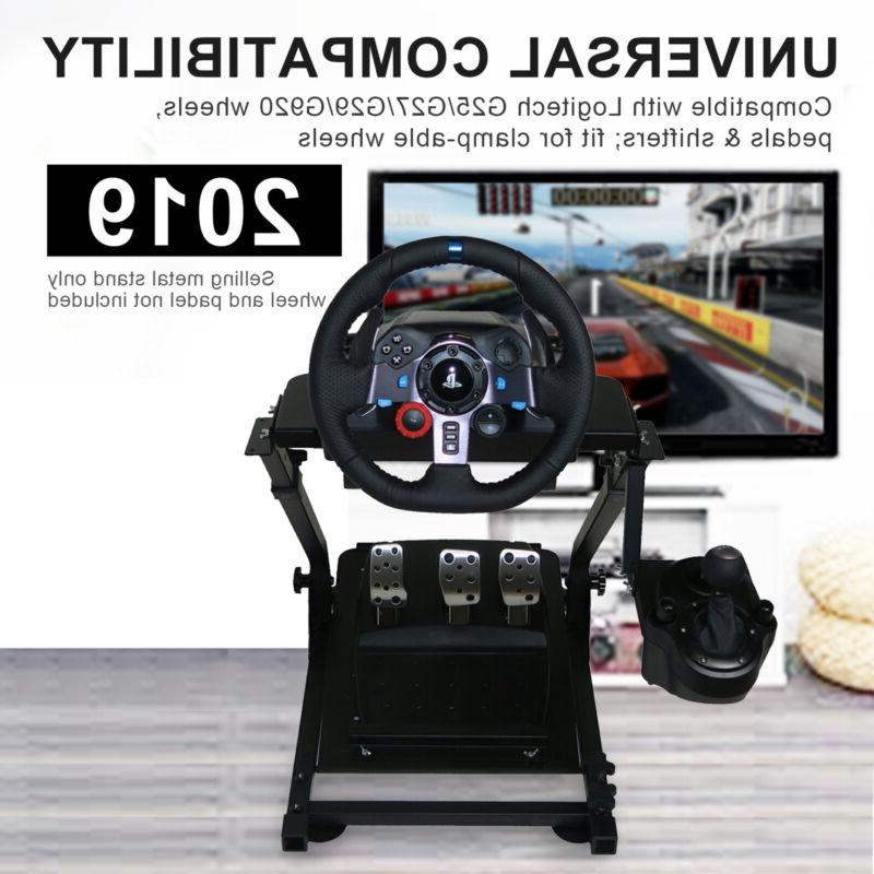 new racing steering wheel stand for logitech