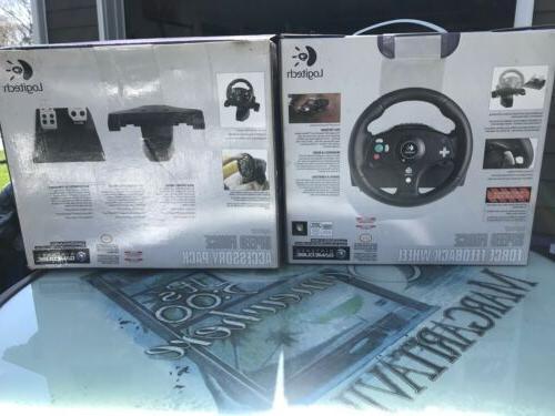 NEW!! Logitech Steering Nintendo GameCube