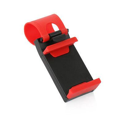 New Car Wheel Clip Holder for iPhone Samsung