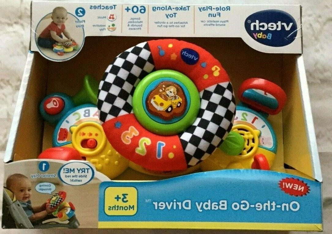 VTech Realistic Car Sound And Responses