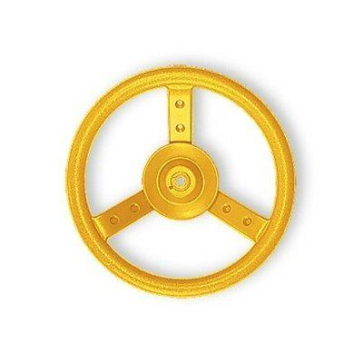 plastic steering wheel yellow swing