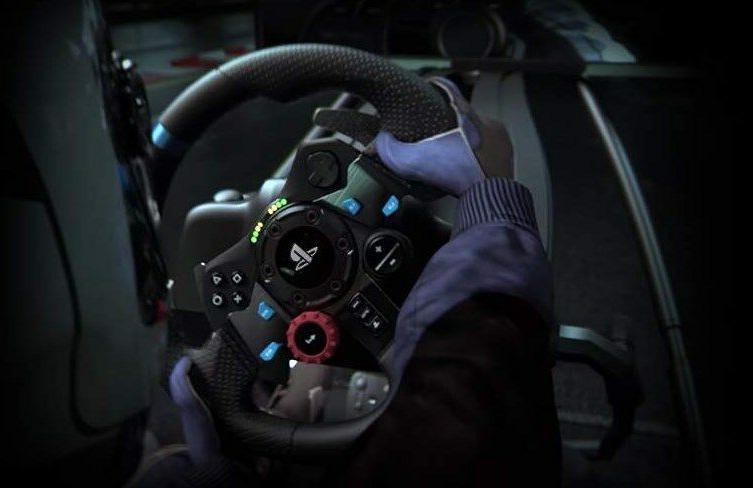 PlayStation 4 3 Wheel And Set Racing Gaming Simulator PC